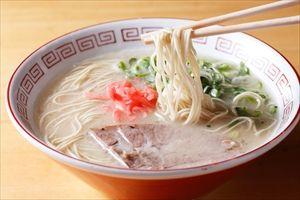 福岡のソウルフード!TOP10を発表 1位は安定の「博多ラーメン」64.8%