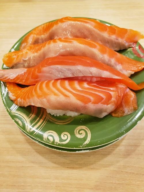 北海道の回転寿司、くら寿司やスシローなんかとはレベルが違いすぎる