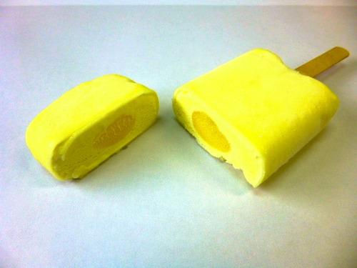 「レモン牛乳」配合のアイスバーを全国で発売 サークルK