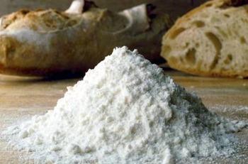 小麦粉だけで出来るレシピ教えてください
