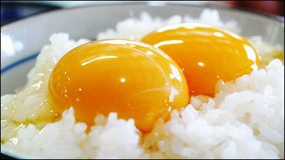 卵かけご飯って普通「白身」使わないよな?