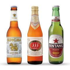 マイナーだが意外に美味い「アジアンビール」