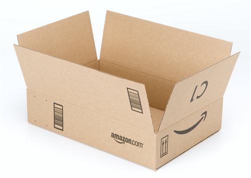 コンビニ行くとコンビニのイートインでアマゾンの箱を開けてる男がいた