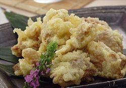 天ぷらにすると旨いのに超マイナーな食材