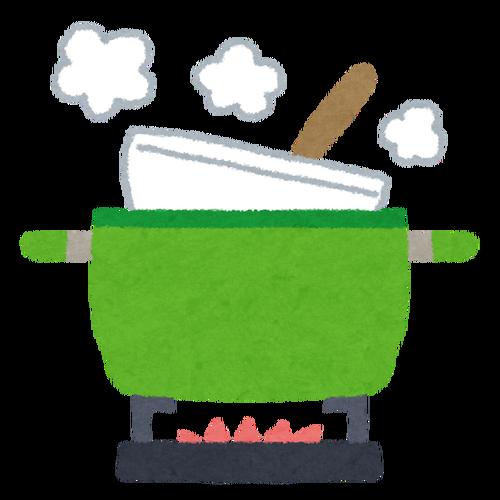 「レトルトカレーを温めたお湯でコーヒー入れる」 →流石に汚すぎる!と話題に