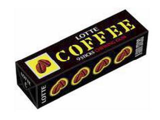 昭和にあったコーヒーのガムって物凄く不味かったよな