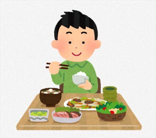 胃を丈夫にして定食の一人前食べられるようになる方法