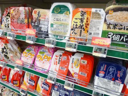 パックご飯の生産量過去最高 単身・高齢層に人気「非常用」から「日常食」へ