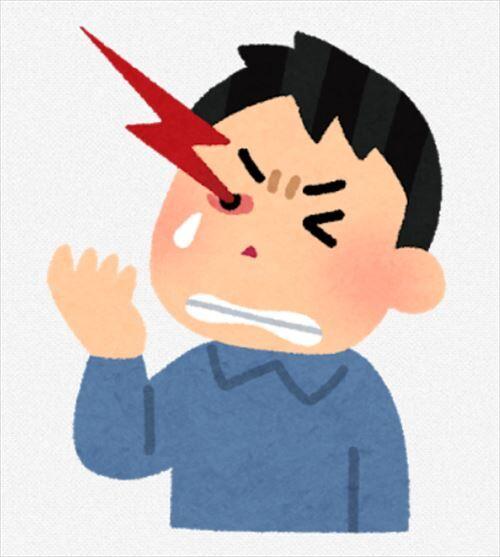 【急募】目の奥の痛みをとる方法