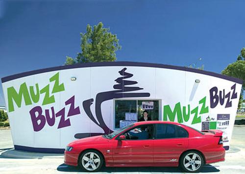 スタバで盛り上がる鳥取にオーストラリアのコーヒーチェーン「Muzz buzz(マズバズ)」が乗り込もうとするも店舗のデザインが問題になり難航中