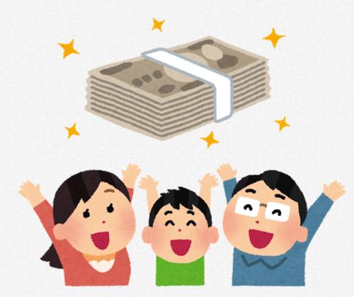 夫「全額俺が使う」子ども(10)「自分が好きなように使いたい」…10万円で家庭内トラブルが起きてるらしい