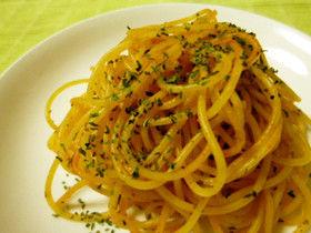 お弁当屋さんの弁当の端っこにあるスパゲッティの作り方