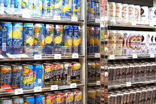 コンビニのアルコール売り場で日本がやばいことを実感する