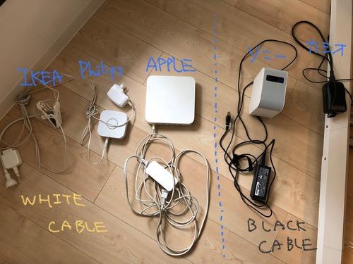 【正論】「何で日本の家電って電源コードが黒いの?ダサすぎだろ……」