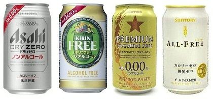 ノンアルコールビールは運転中に飲んでも本当に平気なのか?