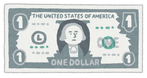 【悲報】アメリカで19ドル(≒2000円)出して食える外食がコチラ