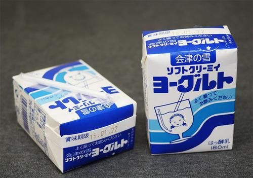 知らないの!?謎の濃厚ドリンク『会津の雪』を飲んだ事ないなんて人生半分損してるよね