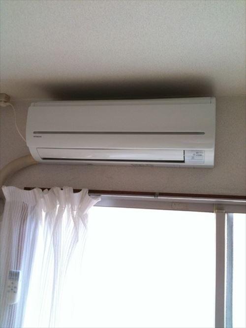 エアコンて冷房より除湿のほうがよく冷えていいよね