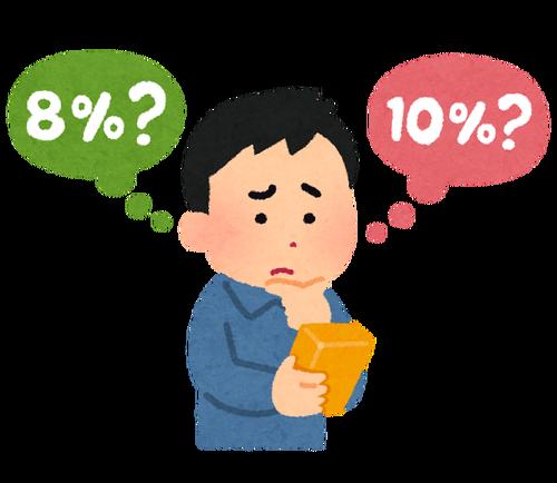 コンビニは消費税「8%」表示のみの方針…混乱回避の為 ※弁当などの食料品は「持ち帰り」なら8%、「店内飲食」なら10%