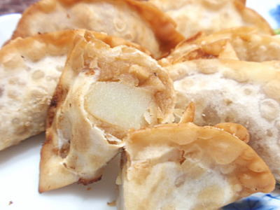 あまった餃子の皮で作る激ウマ料理のレシピ