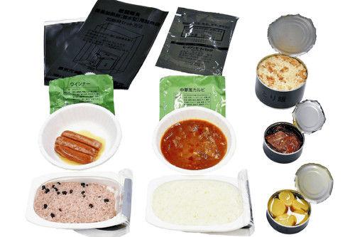 陸上自衛隊の携行食「戦闘糧食」、缶詰からレトルトに全面移行へ