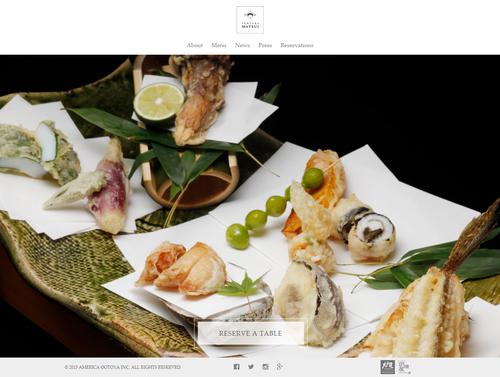 「大戸屋」が出店した3万円の天ぷら店が大人気 ・ニューヨーク