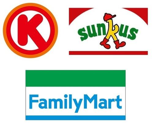 【悲報】サークルKが徐々にファミマ商品群に侵食されてる