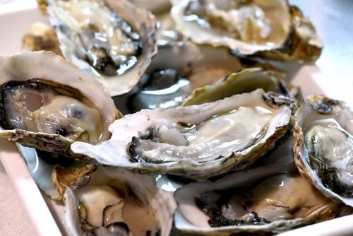 わい、加熱用牡蠣をほんまに生で食べて8時間ほど経過