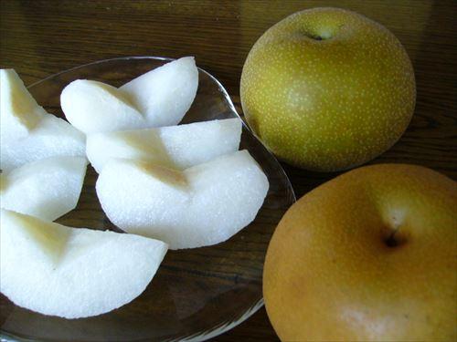 梨が出まわる時期だけどリンゴの方が美味くないか?