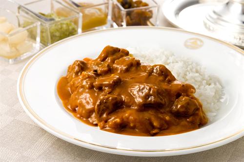 カレーに使う肉 東日本…ポーク 西日本…ビーフ 三重と滋賀の辺りが境目