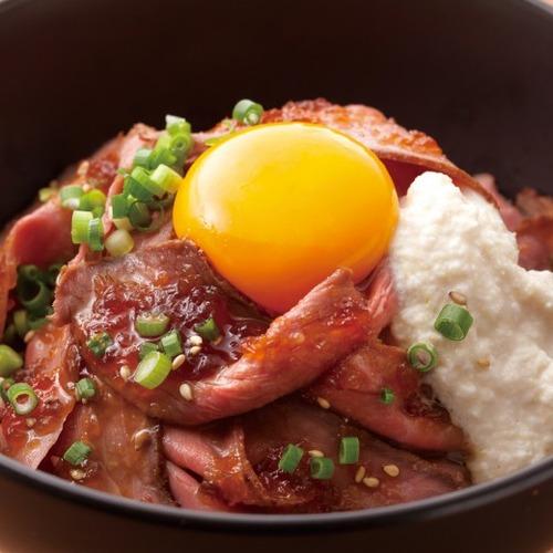 ローストビーフ丼とかいう肉を最も不味く食べる方法にして不味い丼