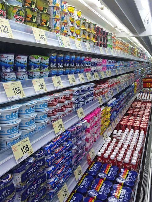 スーパーの品出しバイトってどうなの?