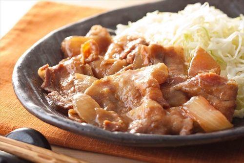 生姜焼きのタレを自作するとビシャビシャに成るんだがトロミを付けるには片栗粉入れるのか?