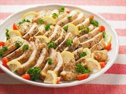 オーブントースターで手軽に出来るフレンチ「鶏胸肉のロースト」