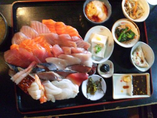 北海道の定食すごすぎくそわろた