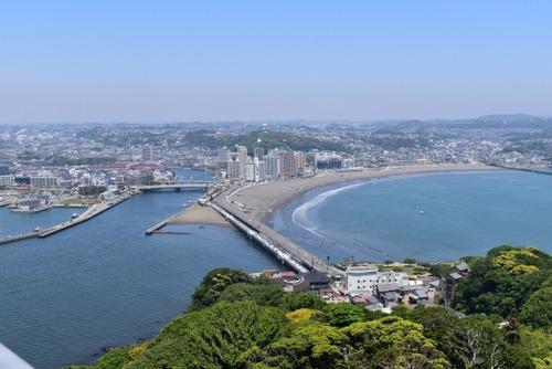 【画像】本日の江ノ島の様子がこちら。そりゃ感染者減らないわな...