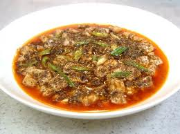 麻婆豆腐>>>>>>>麻婆茄子