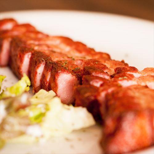 ワイ将、ステーキに数千円出すより3百円で買える厚いベーコンのほうが美味いと気づく