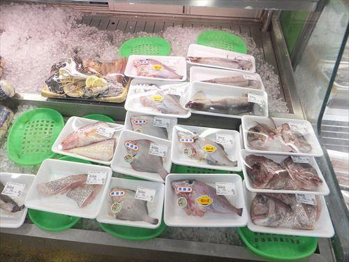 スーパーの鮮魚コーナーで働いているけど何か聞きたいことある?
