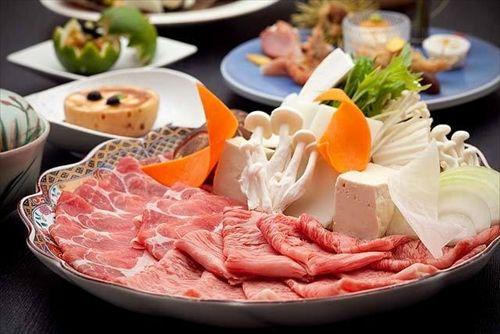 肉を一番おいしく食べられる調理方法しゃぶしゃぶ