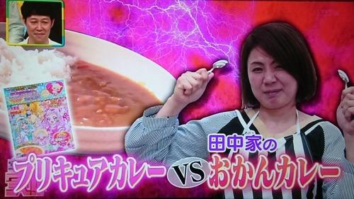 【悲報】女児「プリキュアカレーのほうがマッマの手作りカレーより美味しい」