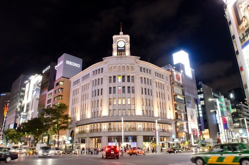 東京「地方は中央区や北区を使うのはやめて😭銀座ブランドが崩れる」