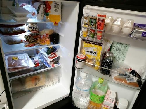 一人暮らし俺の冷蔵庫内wwwwwwwwwwwwwwww