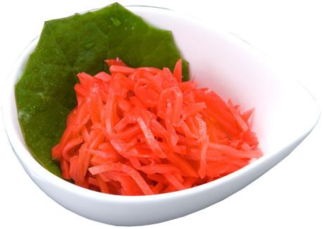 紅生姜とかいう牛丼でしか輝けない漬物wwwwwwwwwwwwww