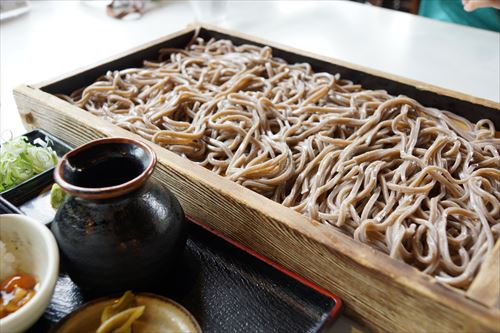 来月東京行くんだけど美味い蕎麦屋教えてほしい