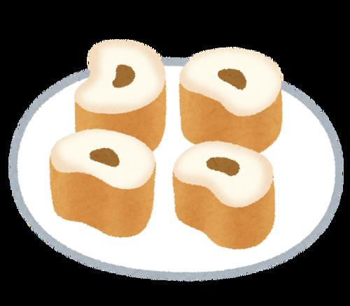 味噌汁に入ってる小さい食パンの耳みたいなやつ