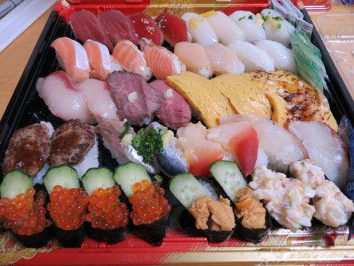 上司「2000円で寿司買ってこい」 彡(^)(^)「はい!」