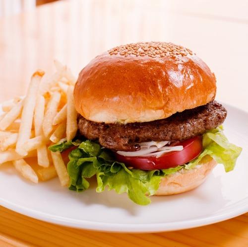 ハンバーガーは体に悪いって言うけど、アメリカ人が毎日食べてるのに生きてる時点で何の説得力もない