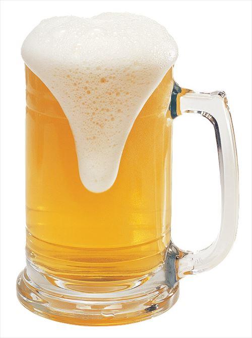 ワイ無類ビール好き、1日350を4本4杯は飲まないと気が済まない