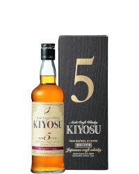 鬼ころしで有名なメーカーが作るウイスキー「KIYOSU」が人気